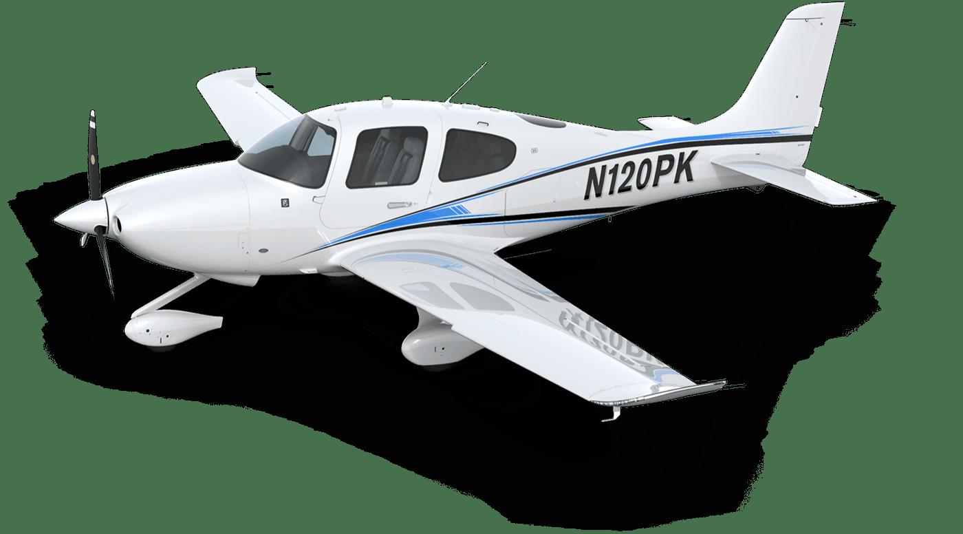 sr20 airplane